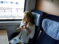 Wife, Train, Training of, Xhamster