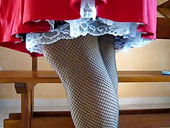 Crossdresser, Dress, Xhamster