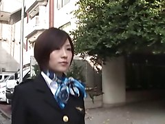 Stewardess, Amateur air stewardess, Xhamster