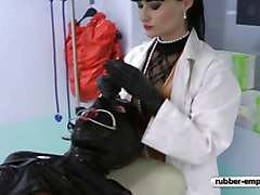 Rubber, Gyno, Slave, Latex rubber fuck, Xhamster
