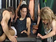 Foursome, Crossdresser, Dress, Crossdresser arb, Xhamster