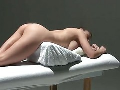 Erotic, Massage, Oil, Orgasm, Oiled black, Xhamster
