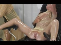 Latex, Girlfriend, Hardcore latex, Xhamster