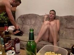 Group, Teen, Party, Student, Group sex, Gotporn