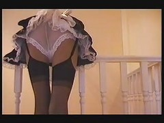French, Maid, Lingerie, Blonde mom lingerie anal, Xhamster