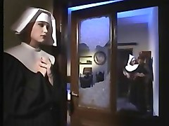 Nun, Busty latex nun, Xhamster