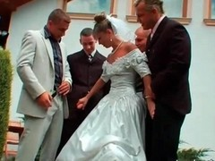 Gangbang, Bride, Wedding, The wedding arab, Gotporn