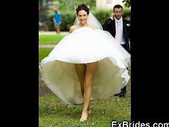 Upskirt, Bride, Wedding, Japanese mom and son wedding, Hardsextube