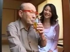 Old Man, Asian old man, Hardsextube