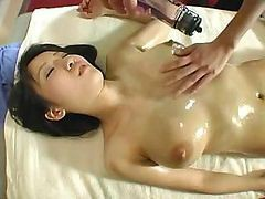 Asian, Japanese, Babe, Massage, Drtuber