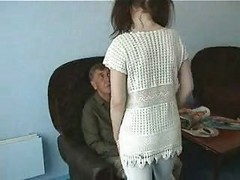 Russian, Old And Young, Old and young jeans mmf, Xhamster