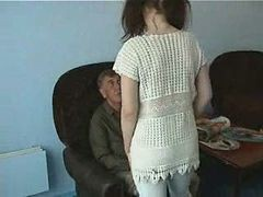 Russian, Old And Young, Old and young milf, Xhamster