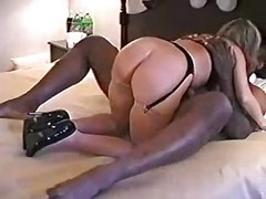 Amateur, Blonde, Interracial, Creampie, Italian interracial, Xhamster