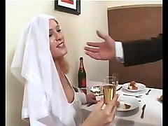Wedding, First wedding night in hotel, Xhamster