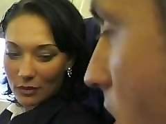 Beauty, Stewardess, Uniform, German stewardess, Pornhub