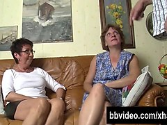 Bisexual, German, Milf, Threesome, Bisexual sleepover, Xhamster
