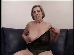 Granny, Sperm, Indian sperm in mouth, Xhamster
