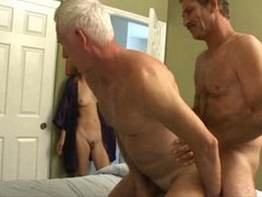 Old Man, Old man massage, Drtuber