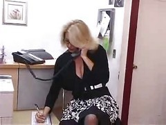 Bus, Office, Secretary, Mature, Secretary german, Xhamster