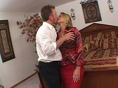 Milf, German milf gets banged, Xhamster