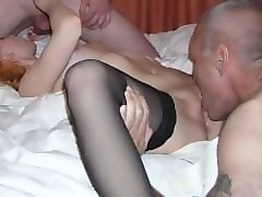 Bisexual, Grandpa, Teen, Couple, Bisexual amateurs, Pornhub