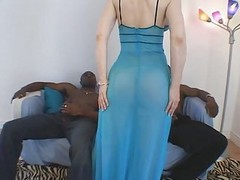 Interracial, Milf, Threesome, Interracial lesbians, Xhamster