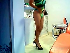 Crossdresser, Dress, Crossdresser on cock, Xhamster