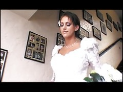 Bride, Wedding, Big Cock, Fuck before wedding, Xhamster