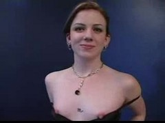 Clit, Teen, Creampie, Peirced clit, Xhamster