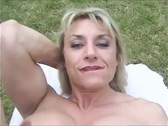 Clit, Outdoor, Big Clit, Mature, Big clit, Xhamster