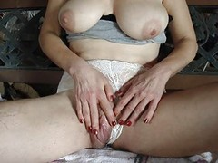 Clit, Masturbation, Milf, Big Clit, Huge big clit, Xhamster