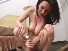 Anal, Wife, Riding, Blonde hairy ride, Xhamster
