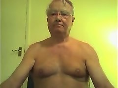 Grandpa, Showing pussy, Xhamster