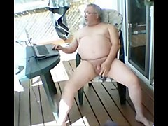 Grandpa, Sisters show on webcam, Xhamster