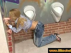 Blonde, Jeans, Teens jeans, Xhamster