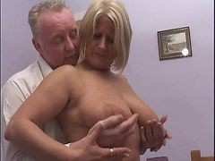 Blonde, Milf, Anita blond lady in the iron mask, Xhamster