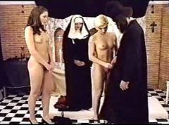 Nun, Nun cross, Xhamster
