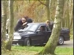 French, Dogging, North wales dogging, Xhamster