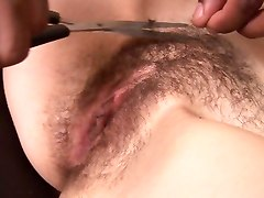 Bus, Hairy, Shaving, Head shave, Tube8