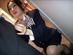 Asian, Stewardess, Stewardess katsumi, Tube8