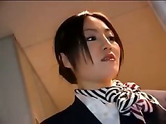 Asian, Stewardess, Air line stewardess sex, Tube8