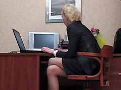Office, Crossdresser, Dress, Crossdressing porn videos, Xhamster