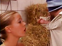 Farm, Babe, German, Cute, Homemade am mid west farm 4, Redtube