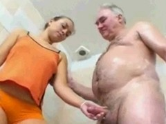 Old Man, Old man outdoor, Xhamster